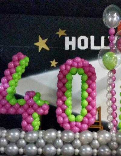 Aniversario-40-globus